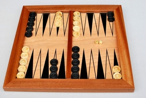 promotion sur Backgammon