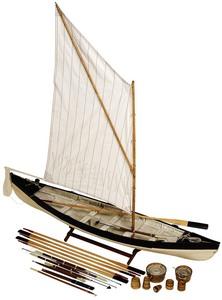 maquette de bateau, voilier, runabout Baleinière - 94 cm Authentic Models -AM- Quirao idées cadeaux