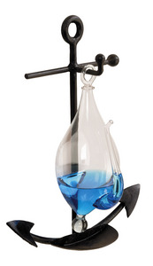baromètre Baromètre à liquide sur ancre Authentic Models -AM- Quirao idées cadeaux