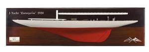 demi-coque Demi coque Classe J 1930 - 90 cm Authentic Models -AM- Quirao idées cadeaux
