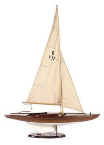 maquette de bateau, voilier, runabout Dragon - 76 cm Authentic Models -AM- Quirao idées cadeaux