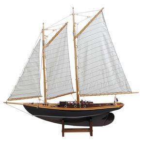 maquette de bateau, voilier, runabout Friendship - 77 cm Authentic Models -AM- Quirao idées cadeaux