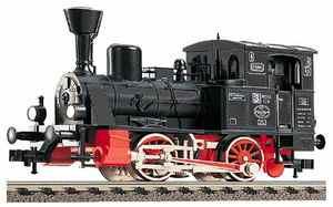 train miniature Loco-tender vapeur  Veuve Noire  (H0) 4000 Fleischmann Quirao idées cadeaux