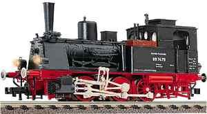 train miniature Loco-tender vapeur type 89 (H0) 4011 Fleischmann Quirao idées cadeaux