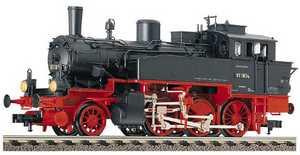 train miniature Loco-tender vapeur 4032 (HO) Fleischmann Quirao idées cadeaux