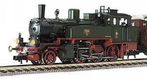 train miniature 2-6-0 Locomotive vapeur 85 1902 ho Fleischmann Quirao idées cadeaux