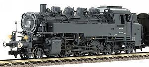 train miniature 2-8-2 Locomotive vapeur 85 1912 ho Fleischmann Quirao idées cadeaux