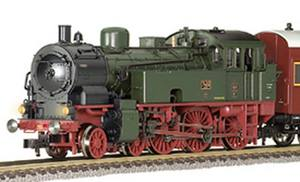 train miniature 2-8-0 Locomotive vapeur 86 1903 (H0) Fleischmann Quirao idées cadeaux