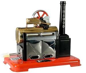 machine à vapeur SP2 Mamod Quirao idées cadeaux