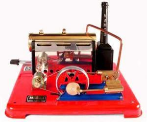 machine à vapeur SP5 Mamod Quirao idées cadeaux