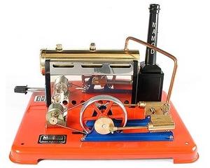 machine à vapeur SP5 avec dynamo Mamod Quirao idées cadeaux