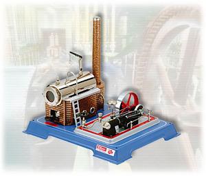 promotion sur D16 - Machine à Vapeur