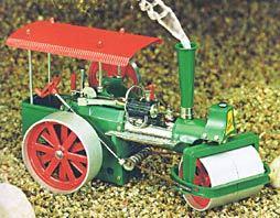 machine à vapeur D375 - KIT à monter machine à vapeur (idem D365 assemblée) Wilesco Quirao idées cadeaux