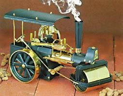 model steam engine D376 - Steam engine KIT(similar to D366 assembled) Wilesco