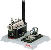 machine à vapeur D8 - Machine à Vapeur Wilesco Quirao idées cadeaux