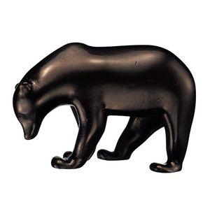promotion sur Petit ours brun POMPON (résine)