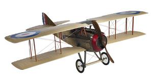 maquette d'avion Spad XIII - 76 cm Authentic Models -AM- Quirao idées cadeaux