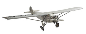 maquette d'avion Ryan Spirit of St Louis - 49 cm Authentic Models -AM- Quirao idées cadeaux