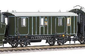 train miniature Voiture voyageurs 84 5810 (H0) Fleischmann Quirao idées cadeaux