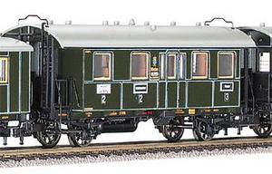 train miniature Voiture voyageurs 84 5811 (H0) Fleischmann Quirao idées cadeaux