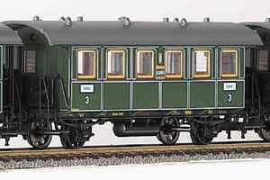 train miniature Voiture voyageurs 84 5813 (H0) Fleischmann Quirao idées cadeaux