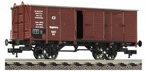 train miniature Wagon marchandises 85 5825 (H0) Fleischmann Quirao idées cadeaux