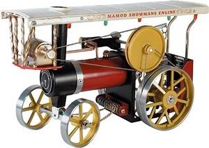 machine à vapeur Engin Showmans à chaudière vapeur Mamod Quirao idées cadeaux