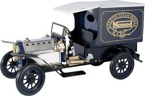 machine à vapeur Camion livraisons bleu à vapeur Mamod Quirao idées cadeaux