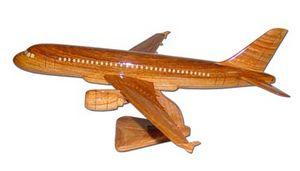 maquette d'avion Airbus A319 La Collection d'Avions Quirao idées cadeaux