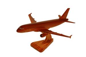 maquette d'avion Airbus A320 La Collection d'Avions Quirao idées cadeaux