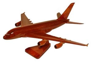 maquette d'avion Airbus A380 La Collection d'Avions Quirao idées cadeaux
