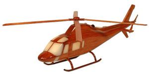 maquette d'helicoptère Agusta A-119 koala La Collection d'Avions Quirao idées cadeaux
