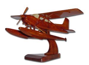 maquette d'avion Cessna C185 La Collection d'Avions Quirao idées cadeaux