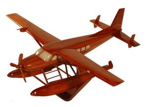 maquette d'avion Cessna C208f La Collection d'Avions Quirao idées cadeaux