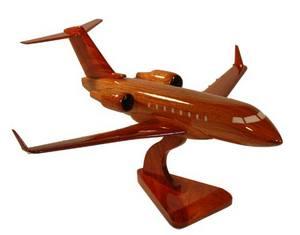 maquette d'avion Canadair CL 604 La Collection d'Avions Quirao idées cadeaux