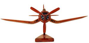 maquette d'avion Corsair F4U La Collection d'Avions Quirao idées cadeaux