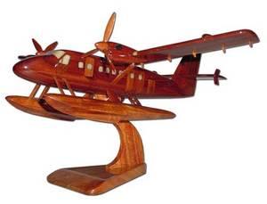 maquette d'avion De Havilland Canada dhc 6 La Collection d'Avions Quirao idées cadeaux