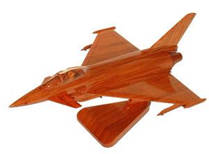 maquette d'avion Eurofighter 2000 La Collection d'Avions Quirao idées cadeaux