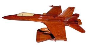 maquette d'avion Mc Donnell Douglas F18 Hornet La Collection d'Avions Quirao idées cadeaux