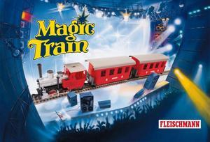 train miniature Start-set train voyageurs Magic Train  (H0)  2020 Fleischmann Quirao idées cadeaux