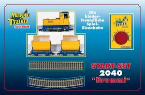 train miniature Start-set marchandises Magic train (H0)  2040 Fleischmann Quirao idées cadeaux