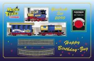 train miniature Start-set Magic train (H0)  2090 Fleischmann Quirao idées cadeaux
