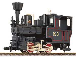 train miniature Loco vapeur  k3   (H0)  2202 Fleischmann Quirao idées cadeaux