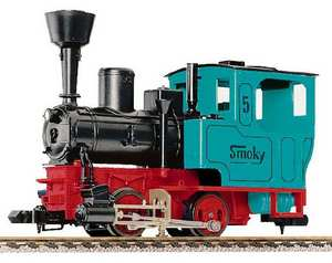 train miniature Loco vapeur Smoky   (H0) Fleischmann Quirao idées cadeaux