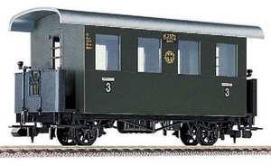 train miniature Voiture voyageurs 3e classe  (H0)  2333 Fleischmann Quirao idées cadeaux