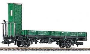 train miniature Wagon a ridelles.  (HO)  2405 Fleischmann Quirao idées cadeaux
