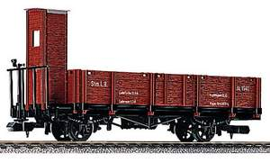 promotion sur Wagon a ridelles  (HO)  2415