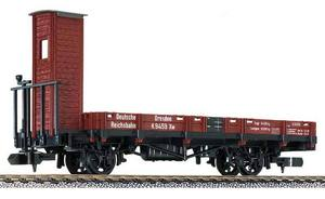 train miniature Wagon a ridelles basses  (HO)  2461 Fleischmann Quirao idées cadeaux