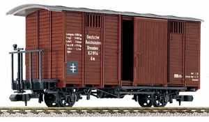 train miniature Wagon couvert  (H0)  2467 Fleischmann Quirao idées cadeaux