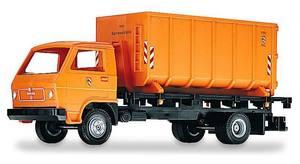 accessoire de train Camion avec container  (H0)  2903 Fleischmann Quirao idées cadeaux